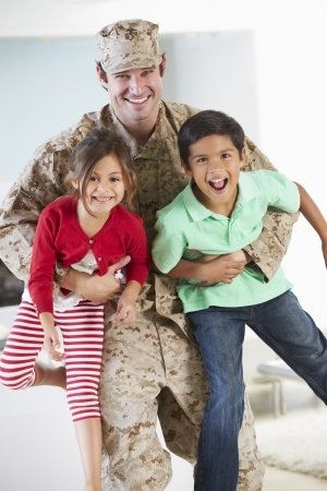 Military Benefits to Save Money!