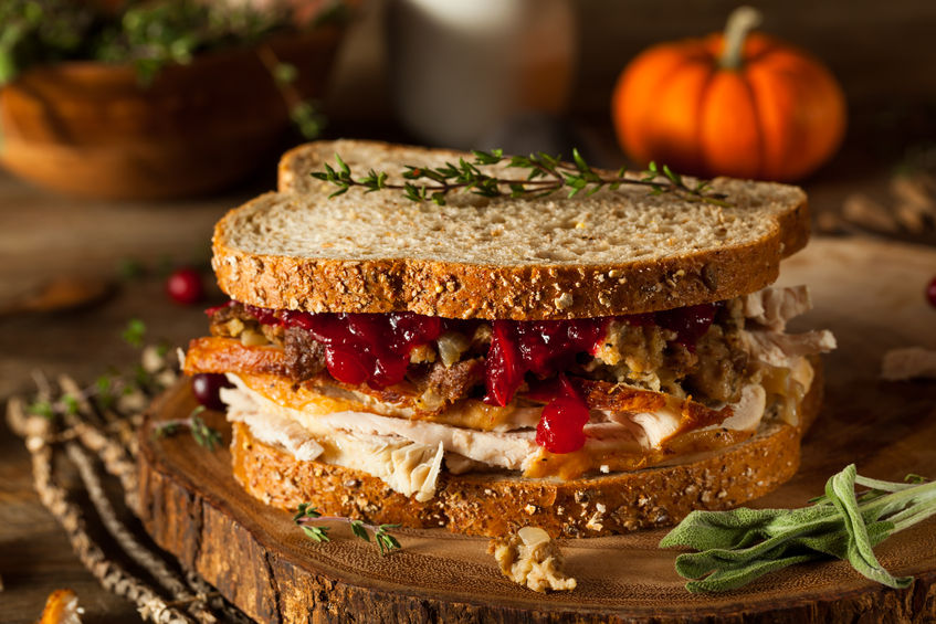 Thanksgiving Leftovers!